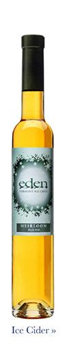Eden Ice Cider