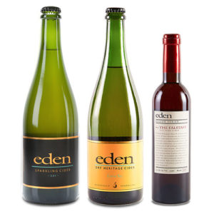 Eden Ciders Best in Class Trio