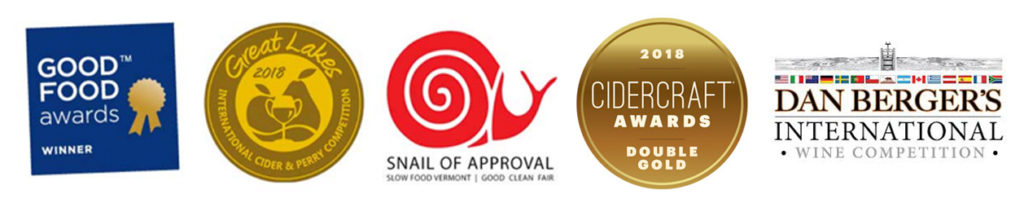 Award Winning Eden Ciders