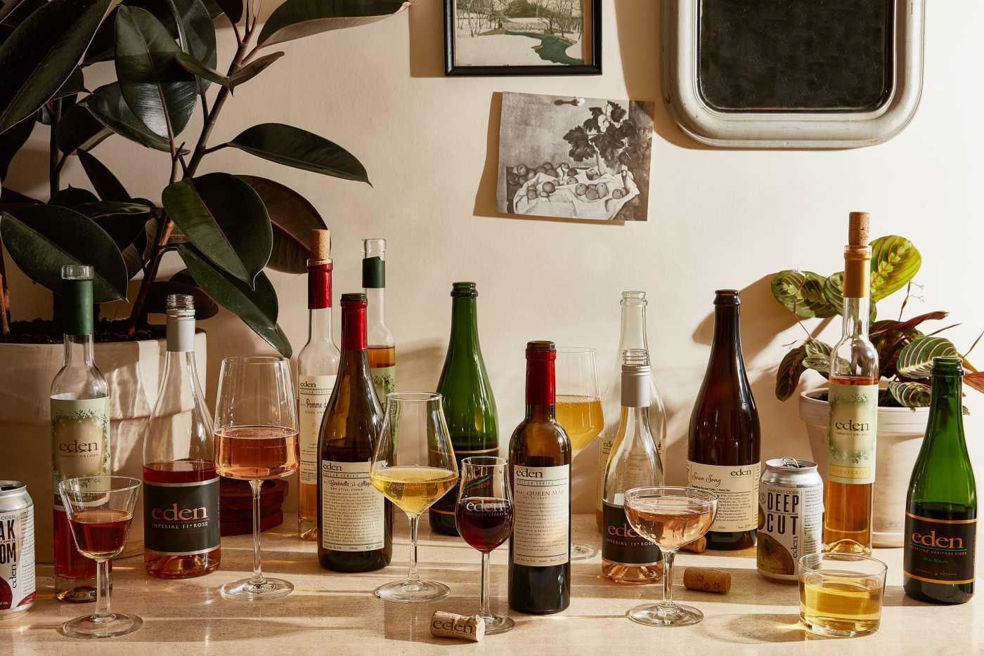 Eden Ciders Bottles