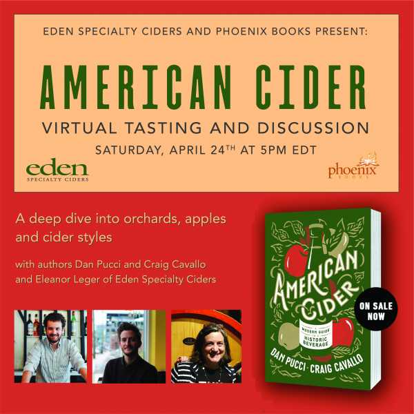 American Cider Tasting